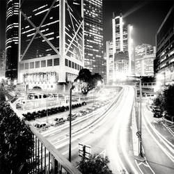 Bank of China in Hong Kong II by xMEGALOPOLISx