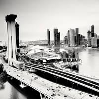 Singapore Marina Bay by xMEGALOPOLISx