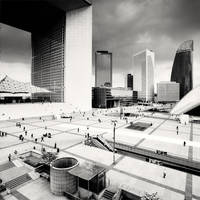 Paris - La Defense by xMEGALOPOLISx