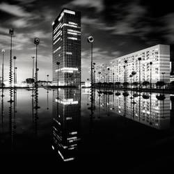 Paris La Defense by xMEGALOPOLISx