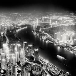 Shanghai - Huangpu River by xMEGALOPOLISx