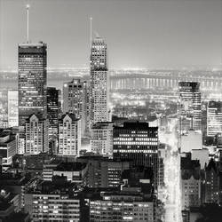 Montreal Gotham City by xMEGALOPOLISx