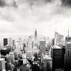 New York - Manhattan by xMEGALOPOLISx