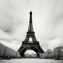 Paris Eiffel by xMEGALOPOLISx