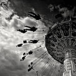 Paris Merry-Go-Round by xMEGALOPOLISx