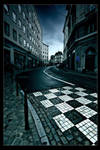 Brussels Chessboard by xMEGALOPOLISx