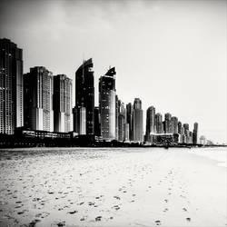 Dubai Jumeirah by xMEGALOPOLISx