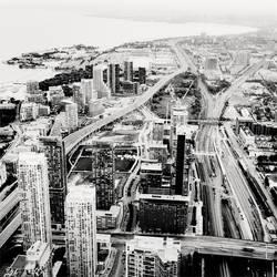 Toronto by xMEGALOPOLISx