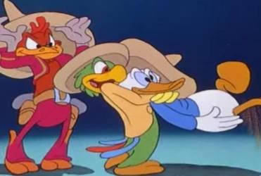 Three Amigos by WDisneyRP-Panchito
