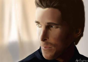 Christian Bale by alpatel2501