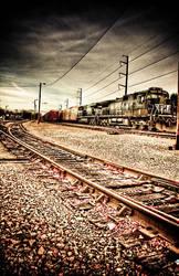 Train Spotting by Uhheyguys