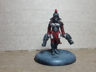 space gladiator artimis by hellionpie