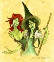 Poison Ivy Green: 014 by erisdoll