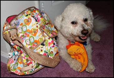 i love my dog and tokidoki by sxan