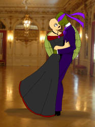 Care To Dance by Violet-Hamato-Shin