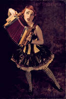 Squeezebox Sweetheart by brainwreck