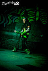 Emmy Jackson in motion 2 by brainwreck
