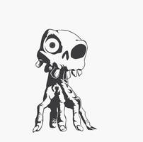 Medievil minimalistic by JovDaRipper