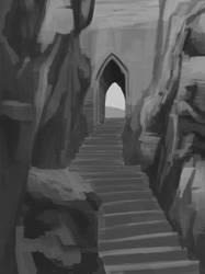Stairway by JovDaRipper