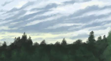 Landscape Life 04 by JovDaRipper