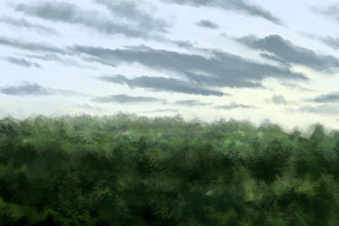 Landscape Life 06 by JovDaRipper