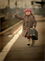 Last train by fotouczniak