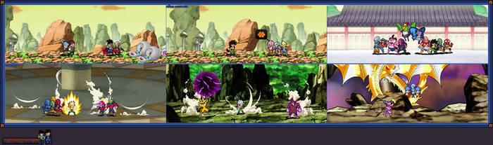 Dragon Ball Omega #1 by PapuroTekikujimo