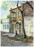 Old houses by pranDIV
