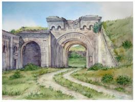 Old Fort by pranDIV
