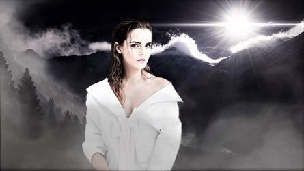 Emma Watson by TristanHartup