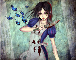 Alice by USGDead-Girl