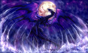 [AT] I lost my heart in the purple night by IceStarDragonHC