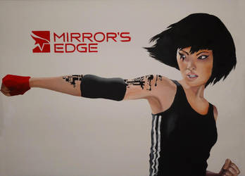 Mirrors edge by janina