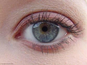 My eye by janina