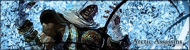 Arctic Assassins Yugioh Team by xblBloodwize
