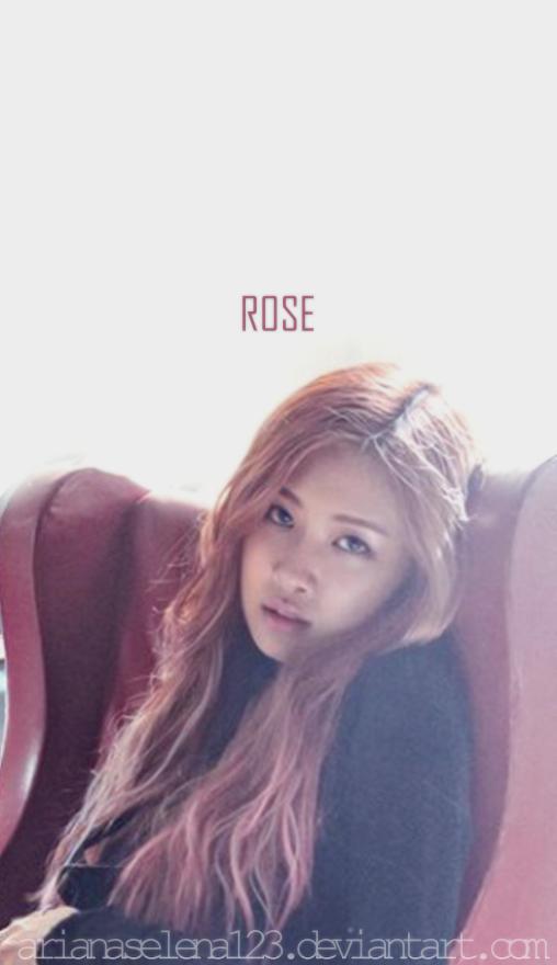 Blackpink Rose Lockscreen Stay By Arianaselena123 On Deviantart