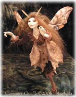 'Magic' Faerie - Full view by GossamerGlen