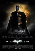 'The Dark Knight Rises' Poster by themadbutcher