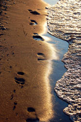 Foot Prints by Diablo0880