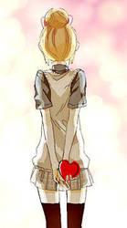too afraid to say I Love You by lolitartheist