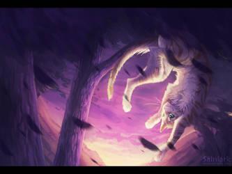 Purple Winds by Saivur