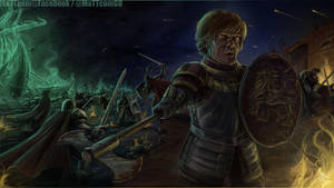 Tyrion Lannister - Hero of the Blackwater by MaTTcomGO