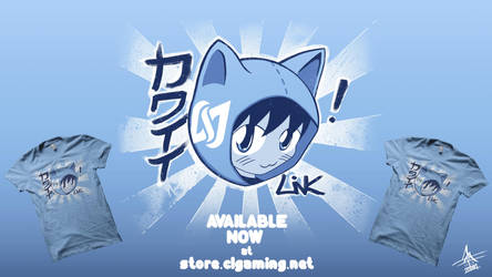 Link so Kawaii T-shirt ! by MaTTcomGO