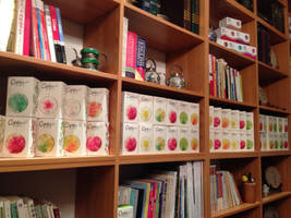 Packaging Design for tea studio by florafang