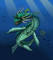Sea Dragon by hawanja