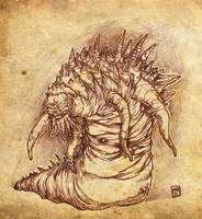 Tuqahocuilit, the burrowers by hawanja