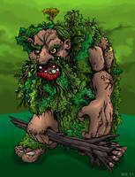 Forest Troll by hawanja