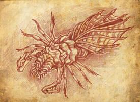 Infernal Locusts by hawanja
