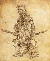 Malproditix, the Betrayers by hawanja