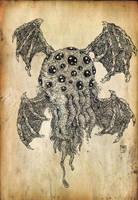 Spawn of Cthulhu by hawanja
